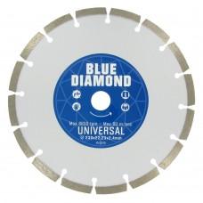CARAT DIAMANTZAAG CARAT BD UNIVERSEEL 125X22,23MM