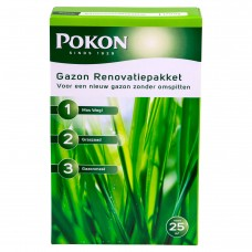 POKON GAZON RENOVATIEPAKKET 3-IN-1 25M2 1750GR OMDOOS