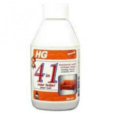 HG 4 IN 1 VOOR LEER 250 ML