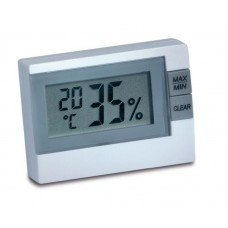 DIG. THERMO-HYGROMETER WIT