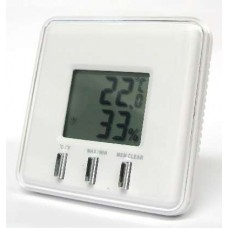 DIG. THERMO/HYGROMETER ZVS