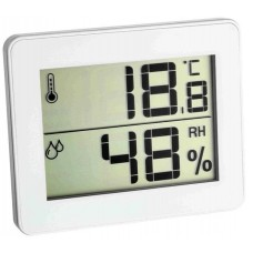DIG. THERMO-HYGROMETER# WIT