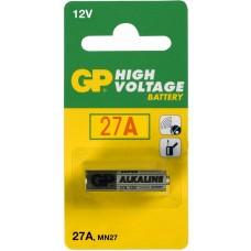 GP 27A 12 VOLT ALKALINE MN27