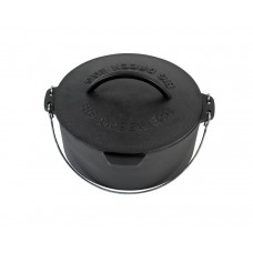 BGE CAST IRON DUTCH OVEN