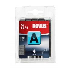 NOVUS, DUNDRAAD NIETEN, A 53 4MM, 2000 ST.