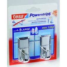 TESA HAAK LARGE CLASSIC CHROOM 58051-00010