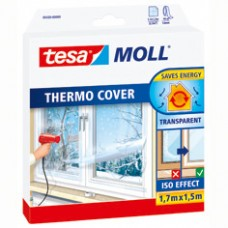 TESA THERMO COVER 2,55M² 1.7 1500 TRANSPARANT