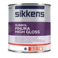 SIKKENS RUBBOL FINURA HG W05 1L