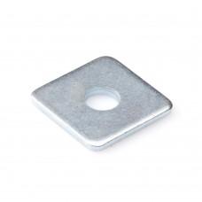SLUITPLAAT VZ DIN436 M8 (9.0X30X30X3.0) (100)