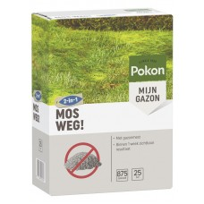 POKON MOS WEG! 25 M2 875GR OMDOOS