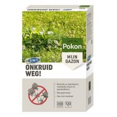 POKON ONKRUID WEG! 120 M2 2400 GR OMDOOS