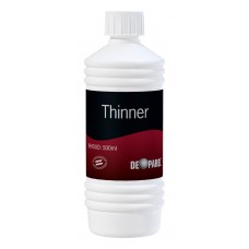 DE PAREL THINNER 500ML 0302001