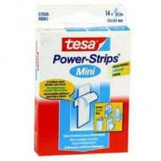 TESA POWERSTRIPS SMALL 14X 57550-00014