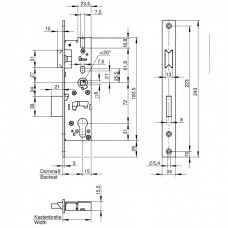 WILKA SMAL INST SL D/N 35 MM PC72