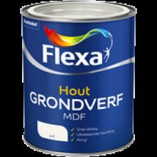 FLEXA MDF GRONDVERF WIT 750ML