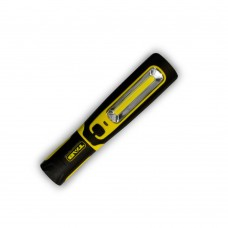 LOOP/ZAKLAMP 3W COB LED/1W POWER-LED PREMIUM QUALITY DRAAIT 360° OPLAA