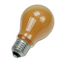 EGT STAND.LAMP FLAME 100 WATT E27