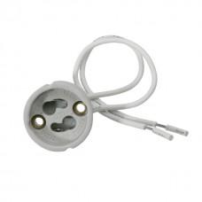 HALOGEEN LAMPHOUD. GU10+15CM SNR.