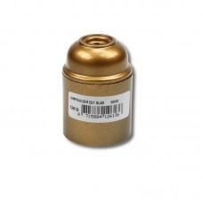 LAMPHOUDER E27 GLAD GOUD