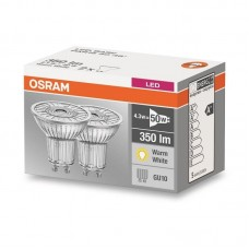 OSRAM LED P1650 4,3W 827 GU10 BASE2