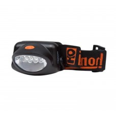HOOFDLAMP,HOMEY'S,FIELDPAL,L2,WATCHL,LED:3WIT+2RD,3AAA,ABS