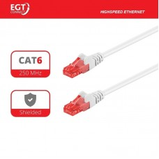 UTP CAT6 PATCH DATAKABEL 2XRJ45 10M