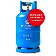 GAS EASY BLUE 5 KG TANK NIEUW