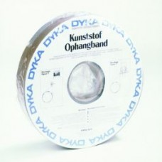 KUNSTSTOF OPHANGBAND T.B.V. PVC BUIS 40MM BREED