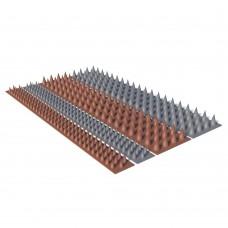 SECUMAX ANTI-KLIMSTRIP 45X500 (8ST) TERRA