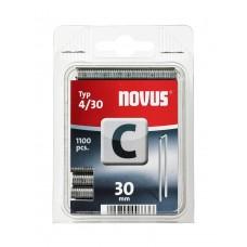 NOVUS, SMALRUG NIETEN, C 4 30, 1100 ST.
