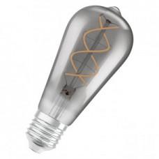 CALEX LED VOLGLAS FLEX FILAMENT RUSTIEKLAMP 220-240V 4W 100LM E27 ST64