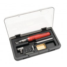 WELLER GAS SOLDERING IRON SET PIEZO IGNITION