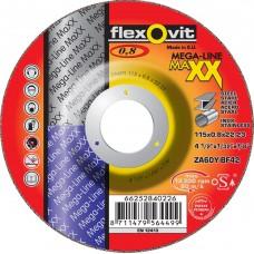 DOORSLIJPSCHIJF KOM MAXX INOX ZA60Y 125X0,8X22,23 T42