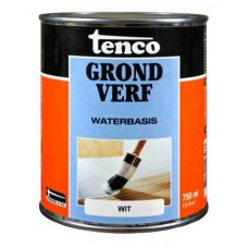 TENCO GRONDVERF WATER BASIS WIT 0,25