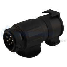 ADAPTER AUTO 13-POLIG (JAGER SYSTEEM) - AHW 7-POLIG