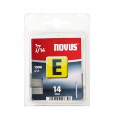 NOVUS NAGELS (SPIJKER) E J/14MM, SB, 1000 ST.
