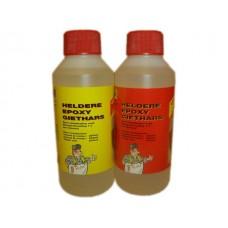 SET HELDERE EPOXY GIETHARS 1LTR