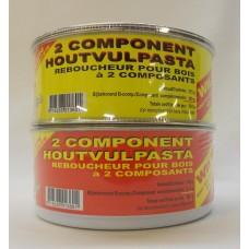 HOUTVULPASTA EPOXY 500GR 1360