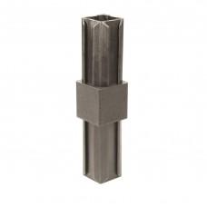 XD-BUISVERB.PVC,ZWART,V.20X20