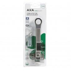 AXAFLEX SECURITY/SKG**/RVS/ZWART/BLISTER