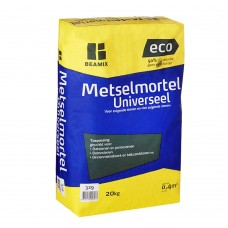 WEBER BEAMIX METSELMORTEL ECO 20KG (54)