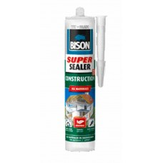 BISON SUPER SEALER CONSTRUCTION WIT CRT 290ML*12 NLFR
