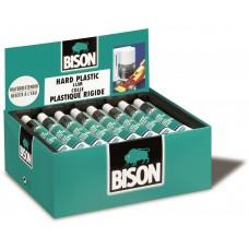 BISON HARD PLASTIC LIJM SBX 25ML*24 NLFR