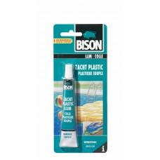 BISON ZACHT PLASTIC LIJM CRD 25ML*6 NLFR