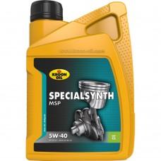 1 L FLACON KROON-OIL SPECIALSYNTH MSP 5W-40