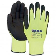OXXA X-GRIP-LITE GEEL/ZWART, 8