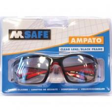 M-SAFE V-BRIL AMPATO HELDER ZWART M.BLIS