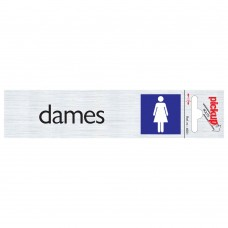 ROUTE ALULOOK 165X44 MM DAMES