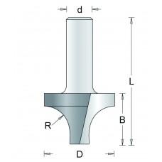 98-8 HM AFRONDFREES , D= 19,1, R= 6,3