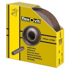 SPAARROL ALOX 50X25000 KF271 P80